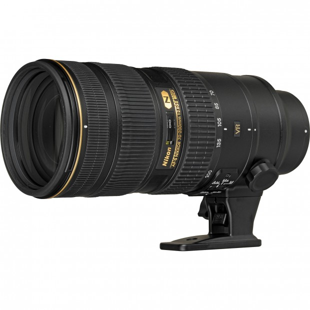 AF-S NIKKOR 70-200mm f/2.8G ED VR II for $1,847 ! (Import Model)