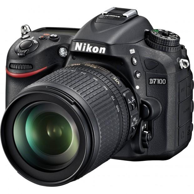 Nikon D7100 w/ 18-105mm lens for $1,296