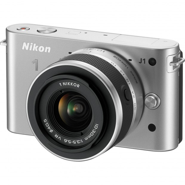 Hot Deal: Nikon 1 J1 w/ 10-30mm lens for $199 !
