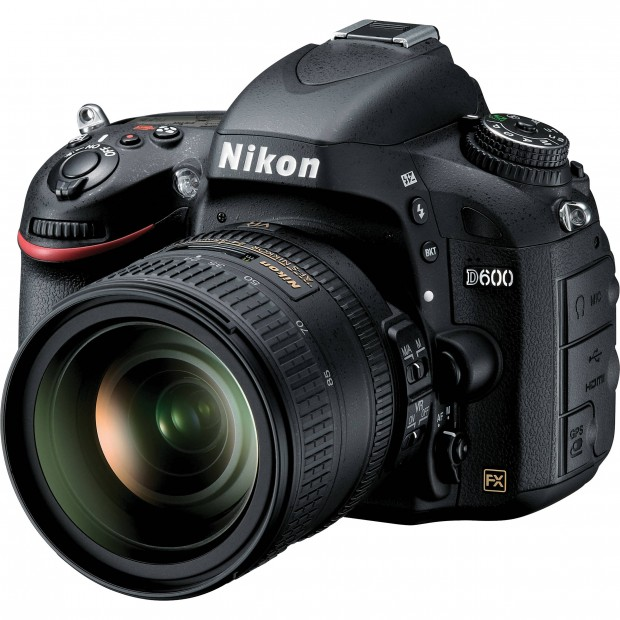 Refurbished Nikon D600 w/ 24-85mm lens for $1,699