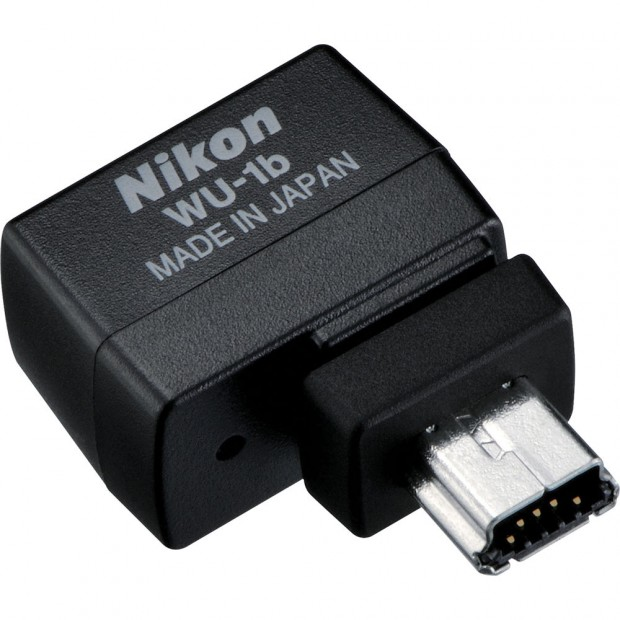 Refurbished Nikon WU-1b Wireless Mobile Adapter for $29.00
