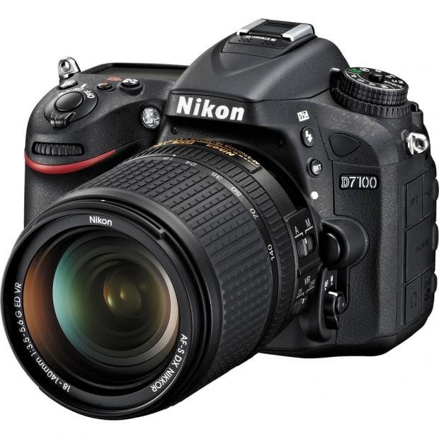 Nikon D7100 18-140mm lens