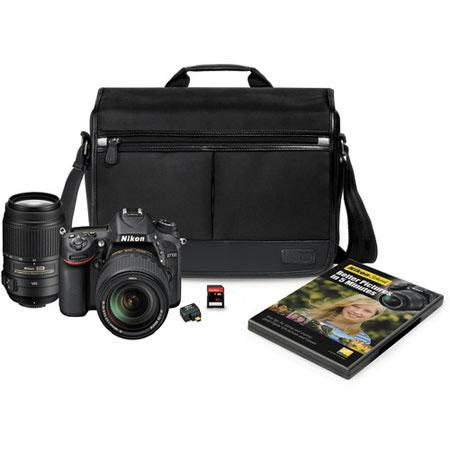 Hot Deal – Nikon D7100 w/ 18-140mm + 55-300mm + more for $1,547 !