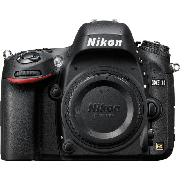 Hot Deal – Refurbished Nikon D610 Body – $1,679, w/ 24-85mm lens – $1,949 !