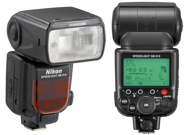 Nikon SB-910 AF Speedlight Flash for $455 !
