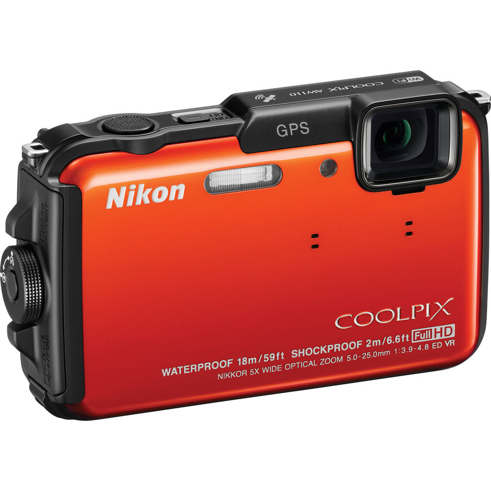 Refurbished Nikon COOLPIX AW110 for $149 ! | Nikon Deal