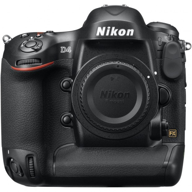 <del>Refurbished Nikon D4 for $4,249 !</del>