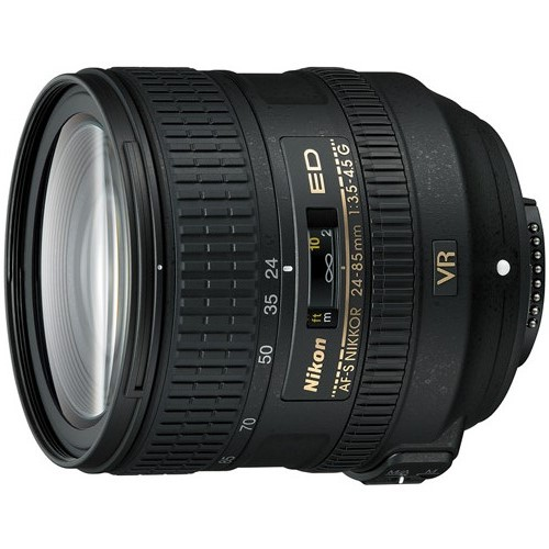 <del>Hot Deal – Refurbished AF-S Nikkor 24-85mm f/3.5-4.5G ED VR for $299 !</del>