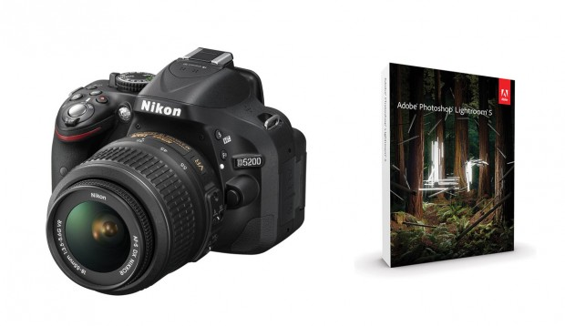 <del>Hot Deal – Refurbished Nikon D5200 w/ 18-55mm + LR5 for $499 !</del>