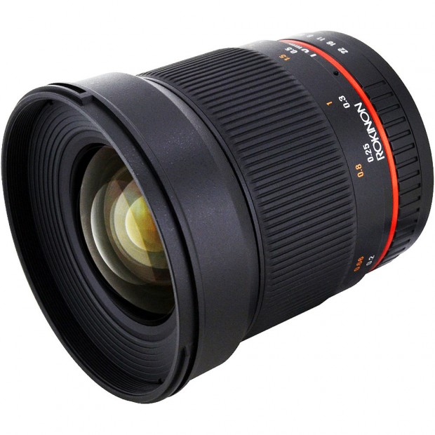 <del>Hot Deal &#8211; Rokinon 16mm f/2.0 Ultra Wide Angle Lens for $249 !</del>