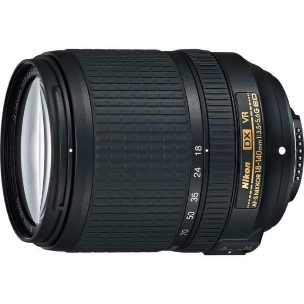 Hot Deal – AF-S DX NIKKOR 18-140mm f/3.5-5.6G ED VR Lens for $229 !