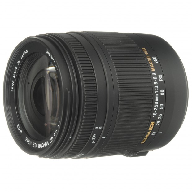 <del>Hot Deal – Sigma 18-250mm f/3.5-6.3 DC Macro OS HSM for $249 !</del>