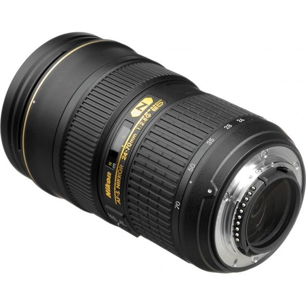 <del>Last One: Refurbished AF-S NIKKOR 24-70mm f/2.8G ED lens for $1,499 !</del>