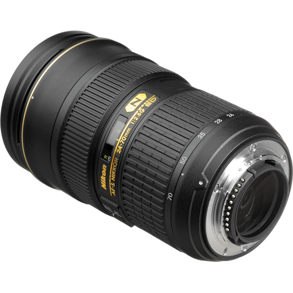 new lowest price af s nikkor 24 70mm f 2 8g ed lens for. Black Bedroom Furniture Sets. Home Design Ideas