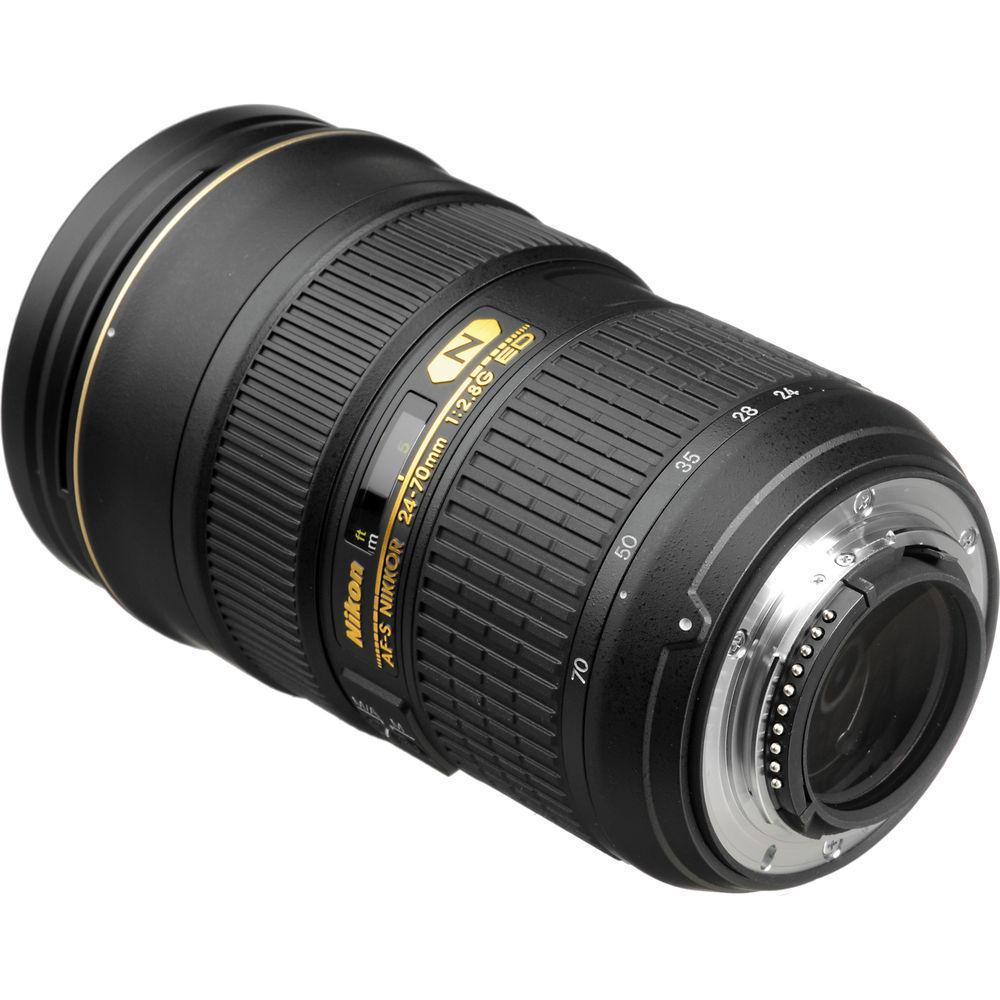 new lowest price af s nikkor 24 70mm f 2 8g ed lens for. Black Bedroom Furniture Sets. Home Design Ideas