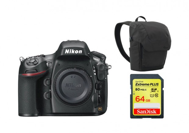 <del>Hot Deal – Nikon D800 Bundle for $2,299 at Best Buy !</del>