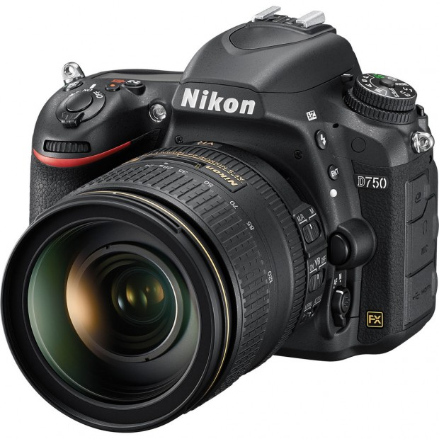 Save $600 on Nikon D750 w/ 24-120mm Lens Kit ! (Now In Stock)