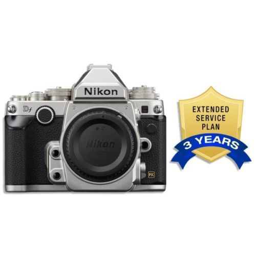 Nikon Df 3 years warranty