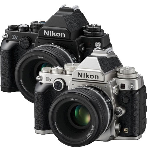 <del>Hot Deal – Nikon Df w/ 50mm f/1.8G Lens for $2,099 !</del>
