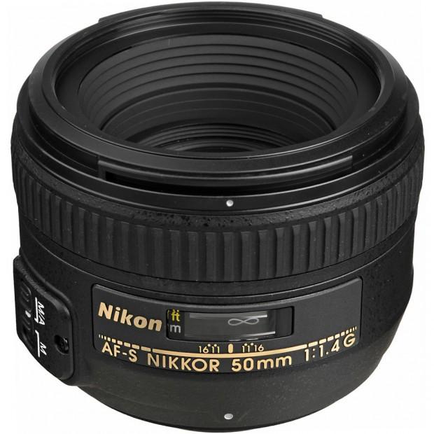 AF-S NIKKOR 50mm f 1.4G Lens