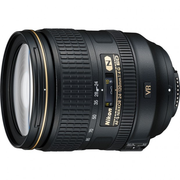 New Lowest Price – AF-S NIKKOR 24-120mm f/4G ED VR Lens for $584 !