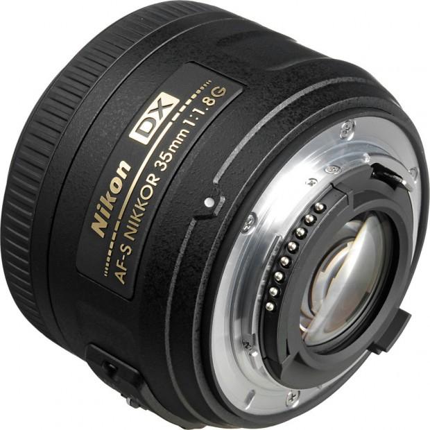 Hot Deal – AF-S Nikkor 35mm f/1.8G DX Lens + UV Filter for $149 !