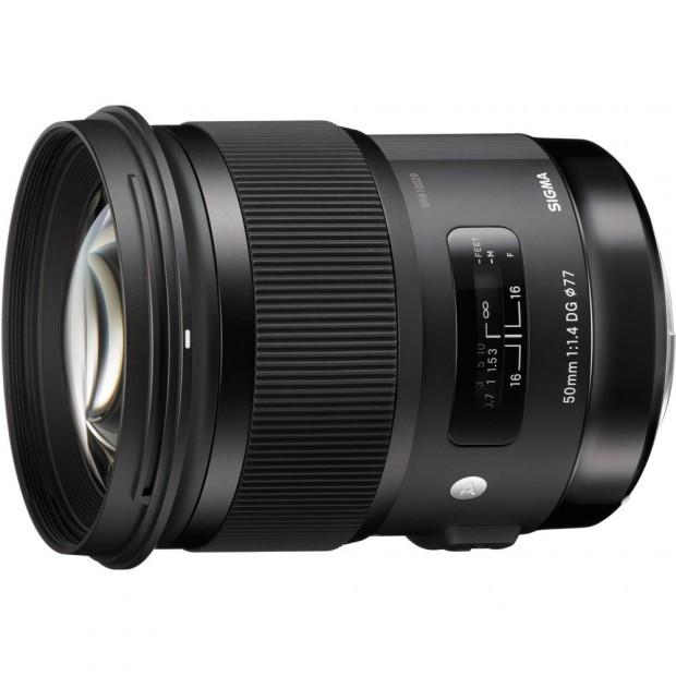 Hot Deal – Sigma 50mm f/1.4 DG HSM Art Lens for $799 !
