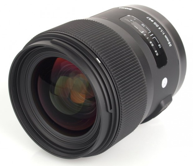 Hot Deal – Sigma 35mm f/1.4 DG HSM Art Lens for $769 !