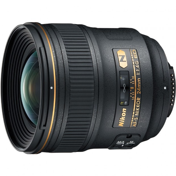 Hot Deal – AF-S NIKKOR 24mm f/1.4G ED Lens for $1,349 !