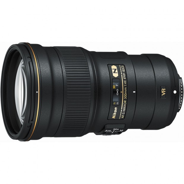 AF-S NIKKOR 300mm f/4E PF ED VR Lens now In Stock at Best Buy