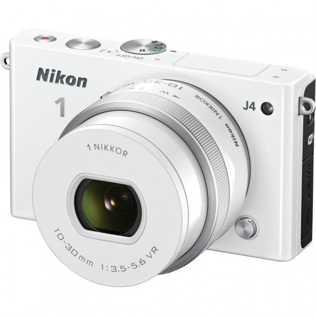 Hot Deal – Refurbished Nikon 1 J4 w/ 10-30mm Lens for $199 !