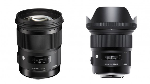 Hot Deals – Sigma 50mm f/1.4 Art for $739, 24mm f/1.4 Art for $769 ! (USA Warranty)
