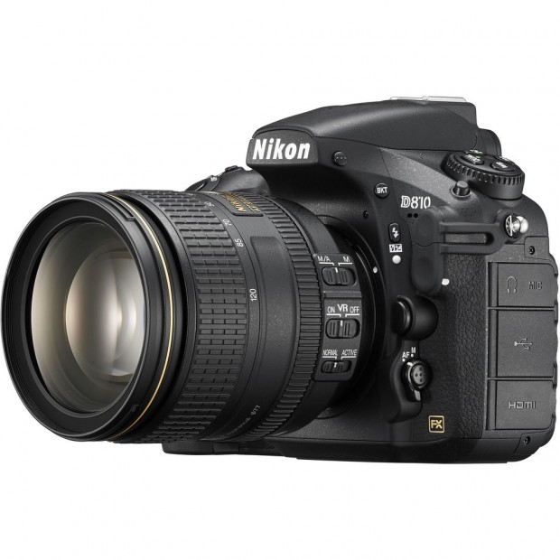 Hot Deal – Nikon D810 w/ 24-120mm Lens for $2,899 !