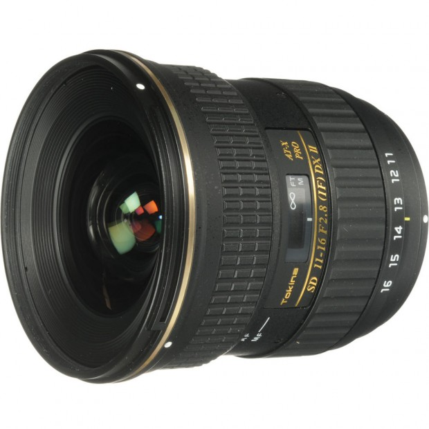 Hot Deal – Tokina 11-16mm f/2.8 DX II Lens for $399 at Adorama !
