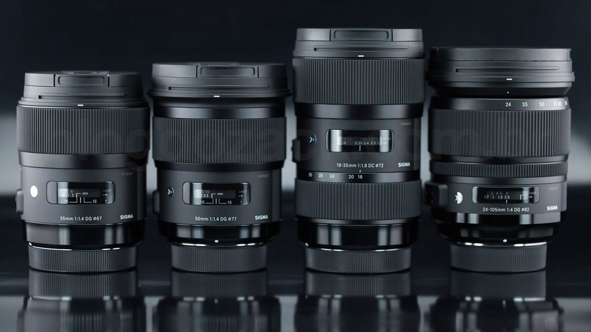 hot deal up to 100 off on sigma art lenses at b h photo. Black Bedroom Furniture Sets. Home Design Ideas