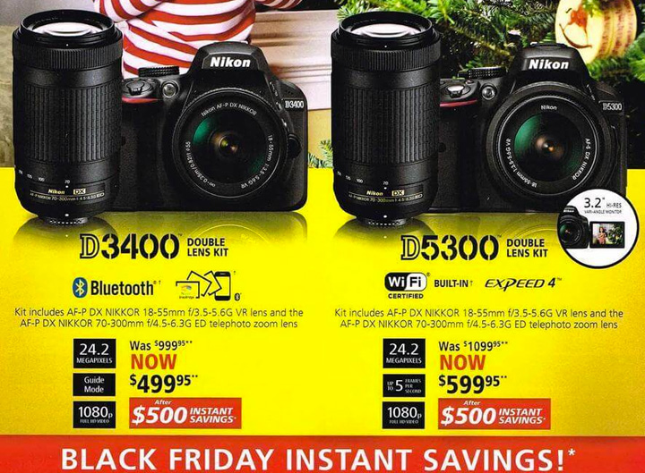 Cyber monday camcorders deals